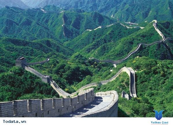 Khám phá công trình kiến trúc lịch sử của Trung Quốc - Ảnh 2