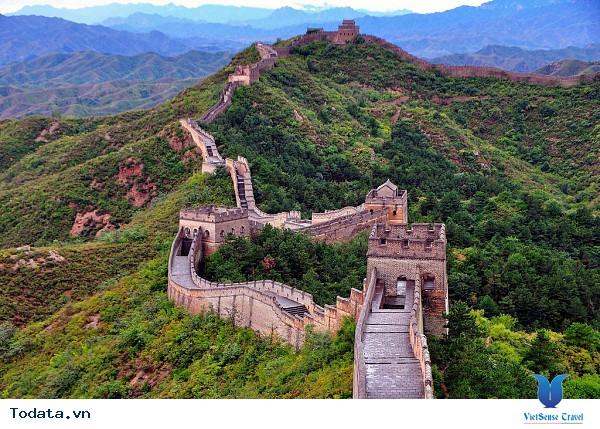Khám phá công trình kiến trúc lịch sử của Trung Quốc - Ảnh 1