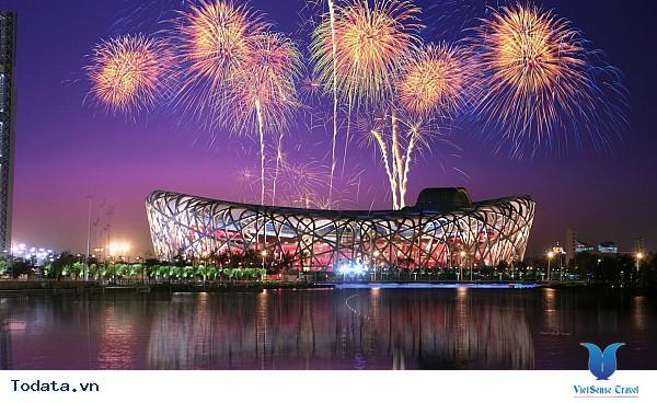 Sân vận động tổ chim – Kiến trúc Âu Á giữa lòng Bắc Kinh - Ảnh 3