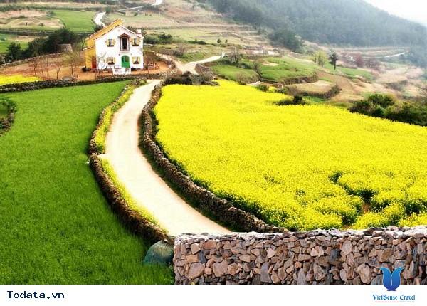 Thăm quan một nơi tuyệt vời tại Hàn Quốc - Ảnh 1