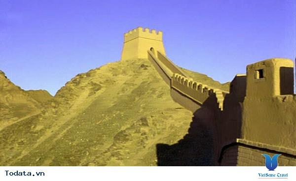 Vạn Lý Trường Thành – dọc vùng Tây Bắc - Ảnh 4