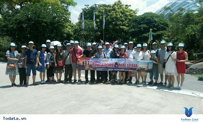 Lịch Khởi Hành Tour Du Lịch Singapore 4 ngày 3 đêm - Ảnh 2