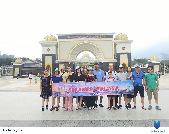 Lịch Khởi Hành Tour Du Lịch Singapore-Indonesia-Malaysia - Ảnh 1