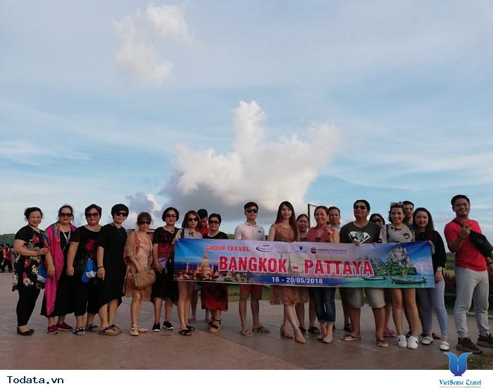 Tour Bangkok- Pattaya 5 Ngày 4 Đêm - Ảnh 2