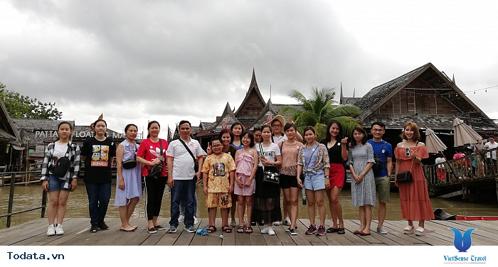 Tour Bangkok- Pattaya 5 Ngày 4 Đêm - Ảnh 3