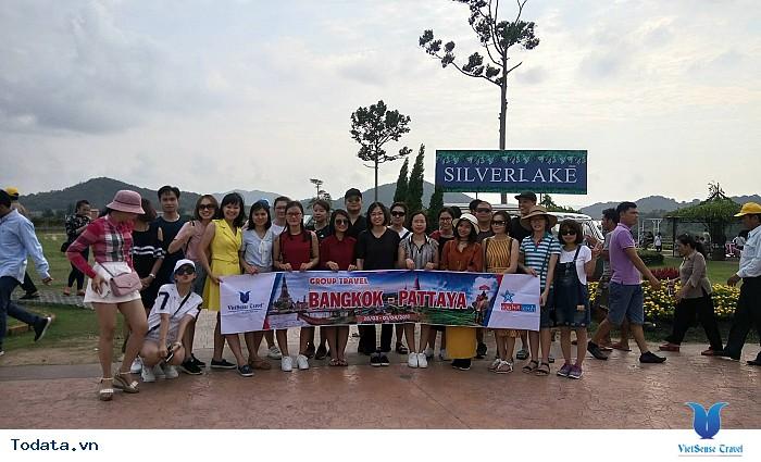 Tour Bangkok- Pattaya 5 Ngày 4 Đêm - Ảnh 1