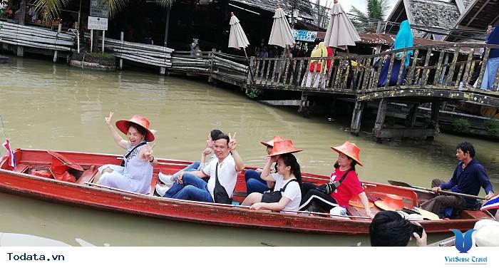Tour du lich Thai Lan 5 Ngày 4 Đêm Tặng Massage Thái Lan - Ảnh 3