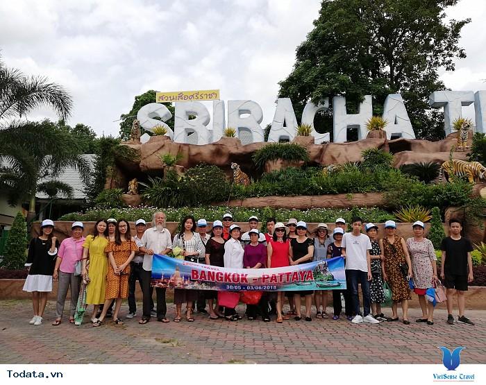 Tour du lich Thai Lan 5 Ngày 4 Đêm Tặng Massage Thái Lan - Ảnh 1