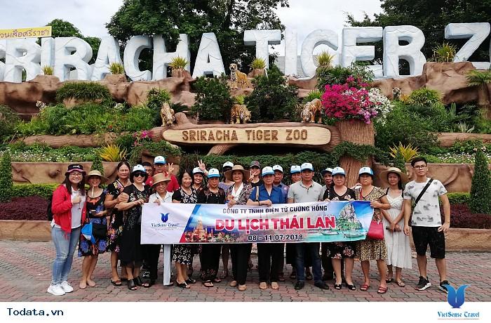 Tour Thái khám phá thủ đô và thành phố biển Pattaya - Ảnh 3