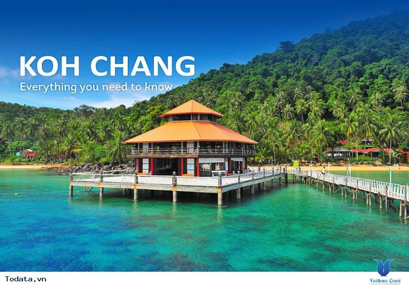 5 hòn đảo tuyệt đối bạn không thể bỏ qua khi đi du lịch Thái Lan - Ảnh 1