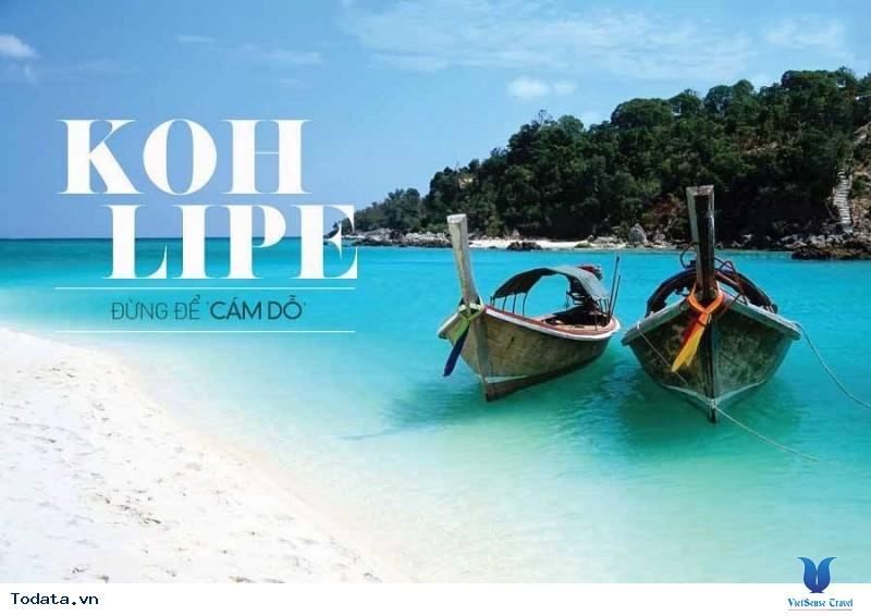 5 hòn đảo tuyệt đối bạn không thể bỏ qua khi đi du lịch Thái Lan - Ảnh 4