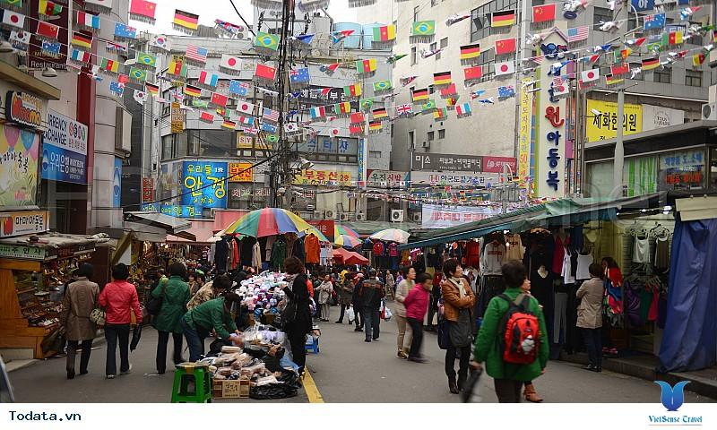 Các địa điểm mua sắm nhất định bạn phải ghé thăm khi đi Hàn Quốc - Ảnh 4
