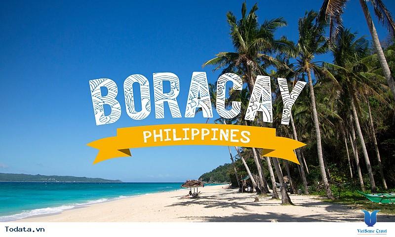 Có một thiên đường biển đảo mang tên Boracay ở Philippines - Ảnh 1