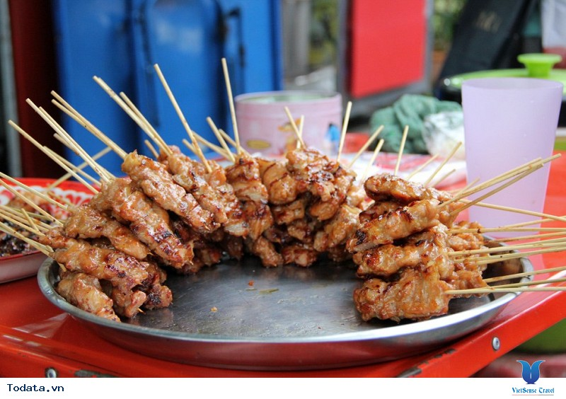 Điểm danh những món ăn đường phố ngon không cưỡng nổi ở Thái lan - Ảnh 4