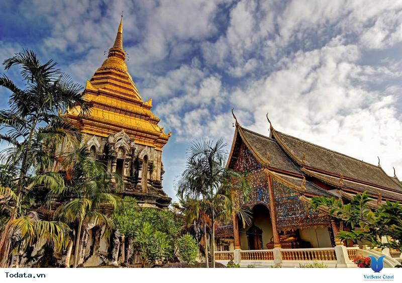Ghé thăm những ngôi đền chùa nổi tiếng nhất Thái Lan - Ảnh 2