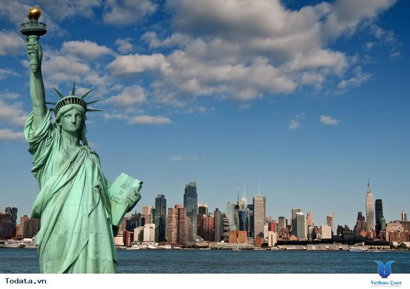 Hành Trình Vòng Quanh Nước Mỹ 11 Ngày 10 Đêm - Ảnh 1