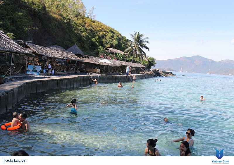 Hình Ảnh Đảo Hòn Tre Nha Trang - Ảnh 4