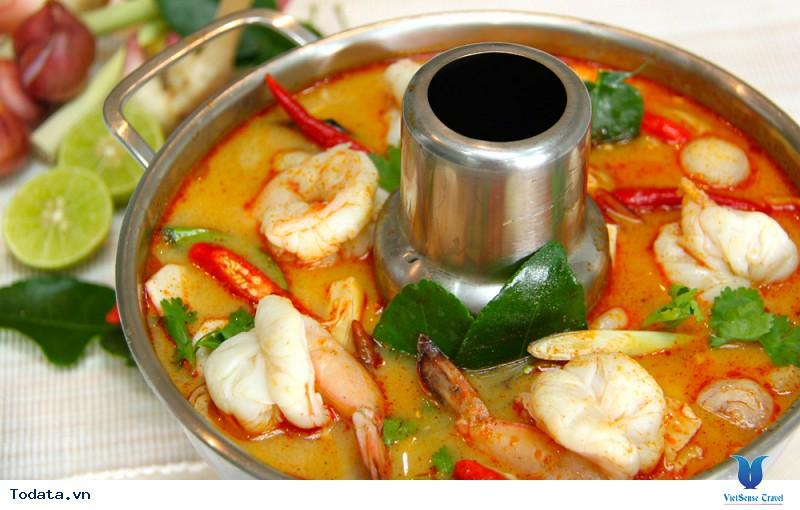 Hương vị hấp dẫn của nền ẩm thực truyền thống Thái Lan - Ảnh 2