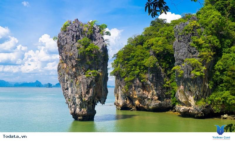 Một lần ngắm trọn vẻ đẹp của Phuket- Thái Lan - Ảnh 1