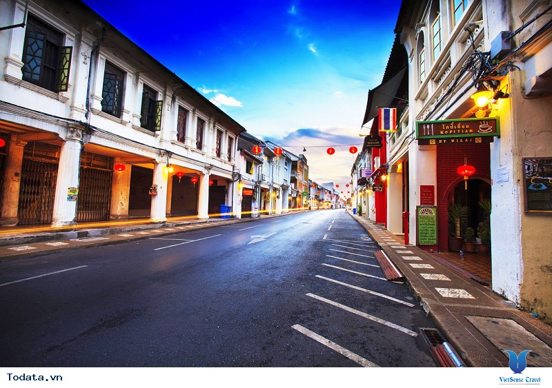 Một lần ngắm trọn vẻ đẹp của Phuket- Thái Lan - Ảnh 3