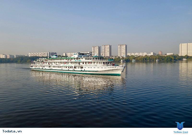 Review Hành Trình Khám Phá Nước Nga Tour Volga Cruise (p1) - Ảnh 2