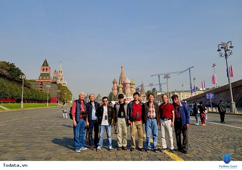 Review Hành Trình Khám Phá Nước Nga Tour Volga Cruise (p1) - Ảnh 5