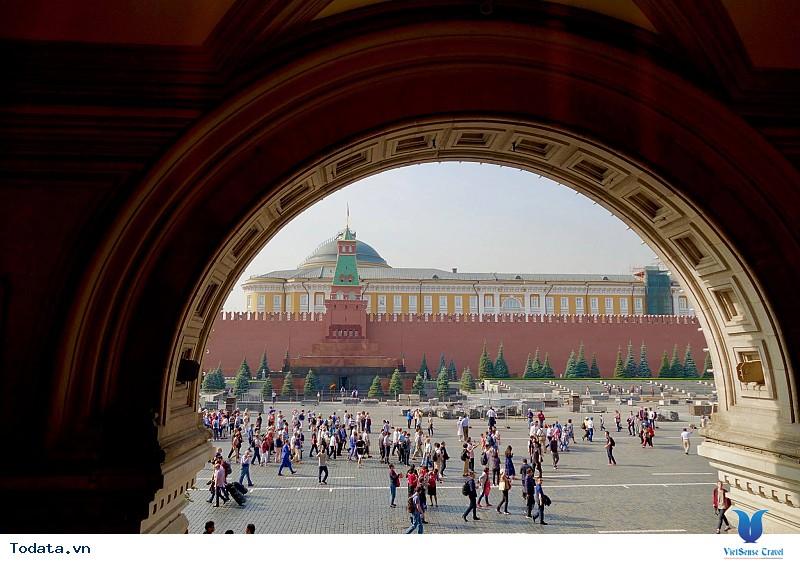 Review Hành Trình Khám Phá Nước Nga Tour Volga Cruise (phần 1) - Ảnh 13