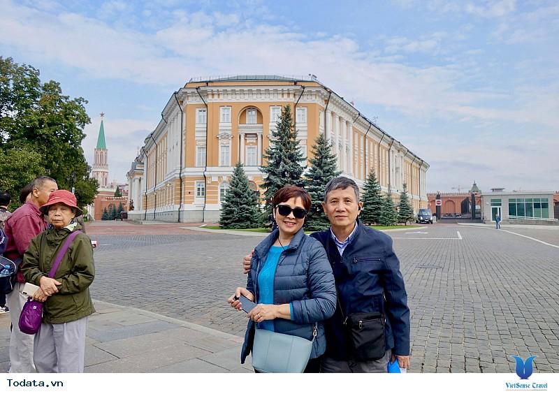 Review Hành Trình Khám Phá Nước Nga Tour Volga Cruise (p1) - Ảnh 8