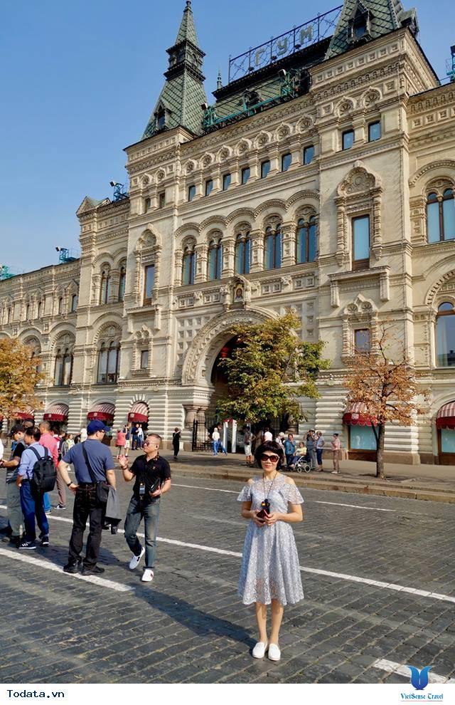 Review Hành Trình Khám Phá Nước Nga Tour Volga Cruise (p1) - Ảnh 12