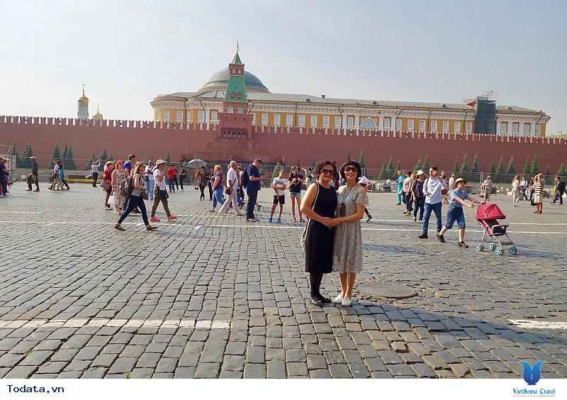 Review Hành Trình Khám Phá Nước Nga Tour Volga Cruise (p1) - Ảnh 7