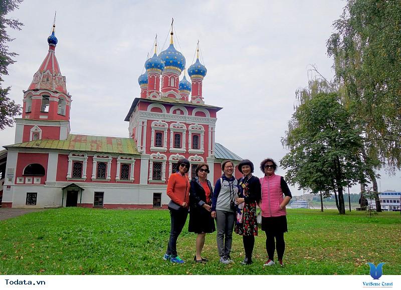 Review Hành Trình Khám Phá Nước Nga Tour Volga Cruise (p2) - Ảnh 7