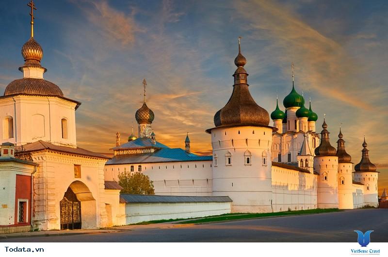 Review Hành Trình Khám Phá Nước Nga Tour Volga Cruise (p2) - Ảnh 11