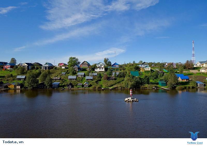 Review Hành Trình Khám Phá Nước Nga Tour Volga Cruise (P3- Yaroslavl- Goritsy) - Ảnh 1