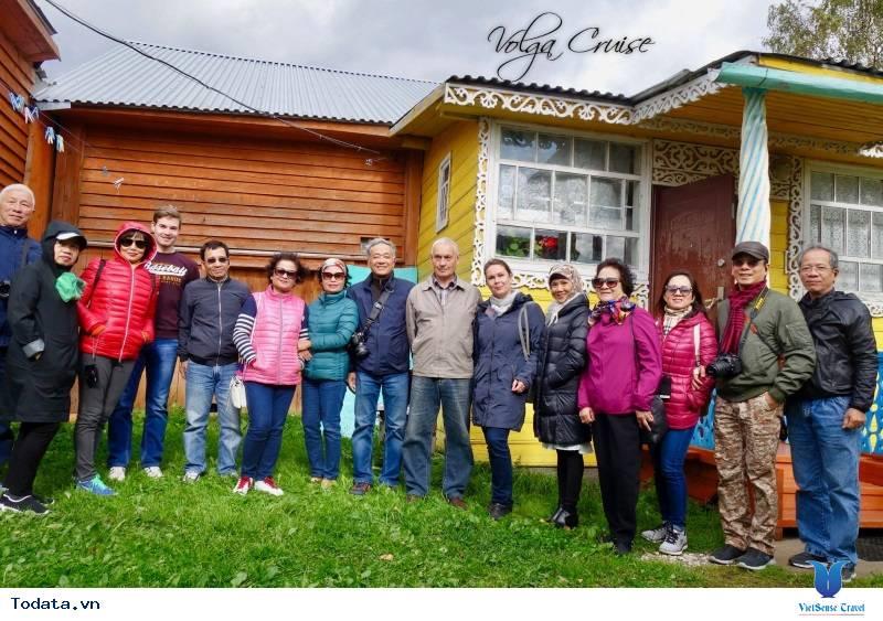 Review Hành Trình Khám Phá Nước Nga Tour Volga Cruise (P3- Yaroslavl- Goritsy) - Ảnh 12