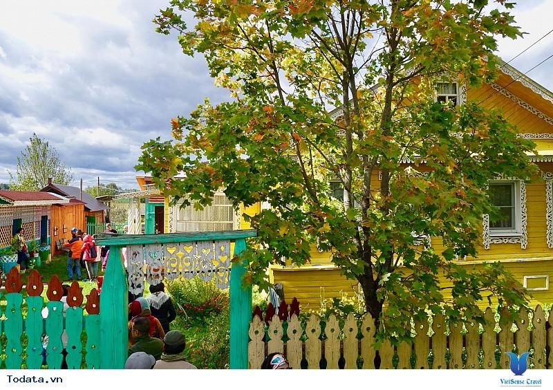 Review Hành Trình Khám Phá Nước Nga Tour Volga Cruise (P3- Yaroslavl- Goritsy) - Ảnh 13