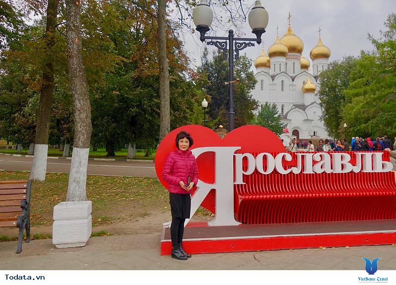 Review Hành Trình Khám Phá Nước Nga Tour Volga Cruise (P3- Yaroslavl- Goritsy) - Ảnh 7