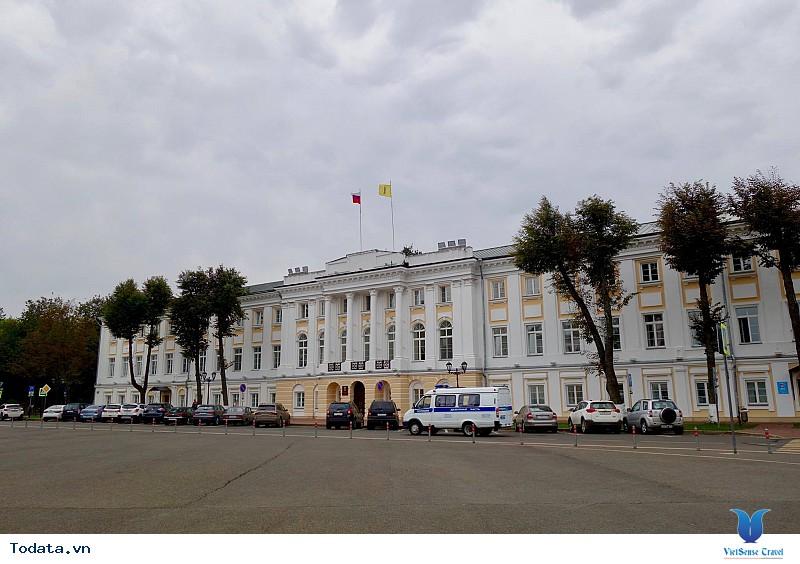 Review Hành Trình Khám Phá Nước Nga Tour Volga Cruise (P3- Yaroslavl- Goritsy) - Ảnh 2