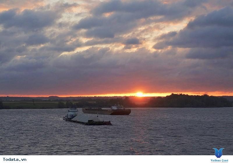 Review Hành Trình Khám Phá Nước Nga Tour Volga Cruise (P3- Yaroslavl- Goritsy) - Ảnh 15