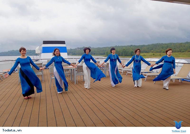 Review Hành Trình Khám Phá Nước Nga Tour Volga Cruise (P3- Yaroslavl- Goritsy) - Ảnh 10