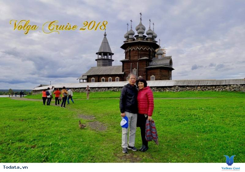 Review Hành Trình Khám Phá Nước Nga Tour Volga Cruise (phần 4- Kizhi) - Ảnh 9