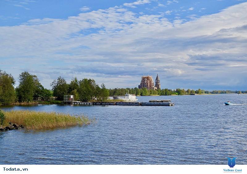 Review Hành Trình Khám Phá Nước Nga Tour Volga Cruise (phần 4- Kizhi) - Ảnh 3