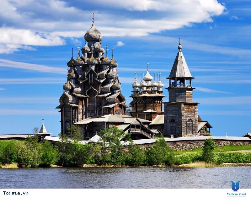 Review Hành Trình Khám Phá Nước Nga Tour Volga Cruise (phần 4- Kizhi) - Ảnh 12
