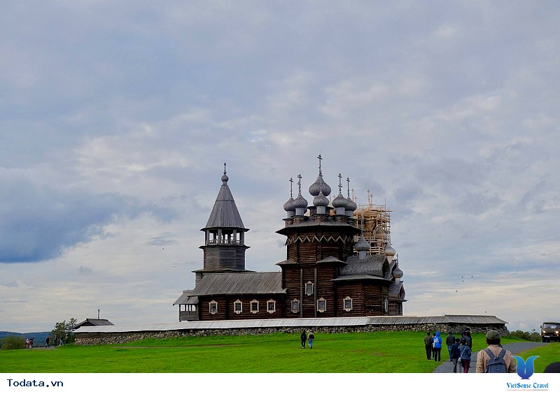 Review Hành Trình Khám Phá Nước Nga Tour Volga Cruise (phần 4- Kizhi) - Ảnh 13
