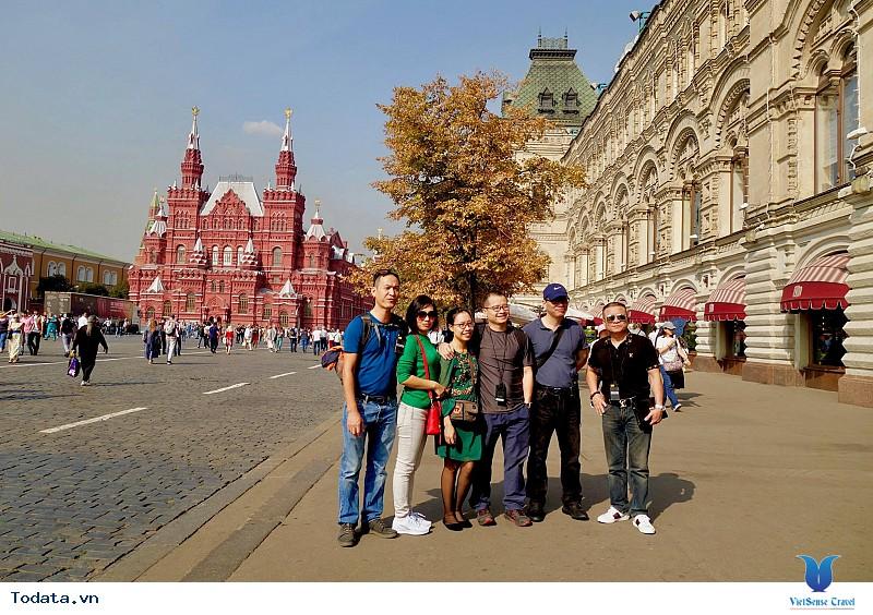 Review Tuyệt Vời Của Đoàn Khách Trở Về Sau Hành Trình Khám Phá Nước Nga Cùng VietSense Travel - Ảnh 2