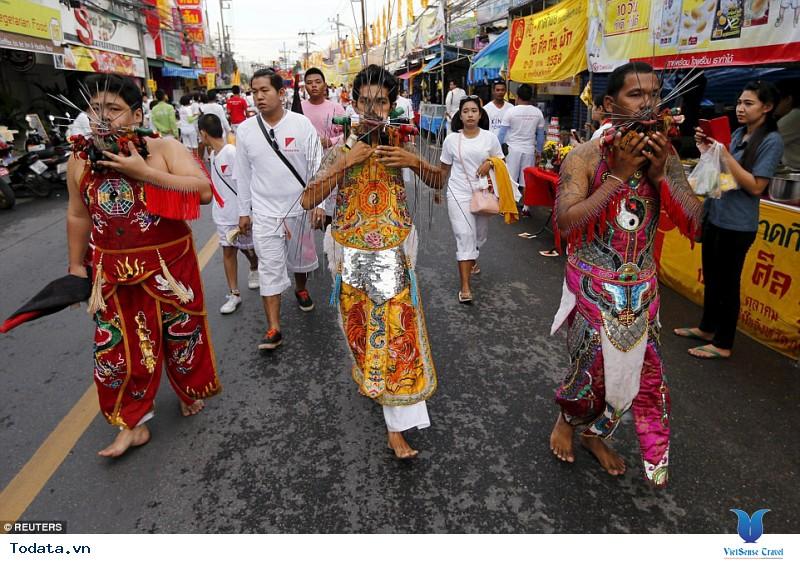 Tháí Lan thu hút khách du lịch với những lễ hội độc đáo - Ảnh 2