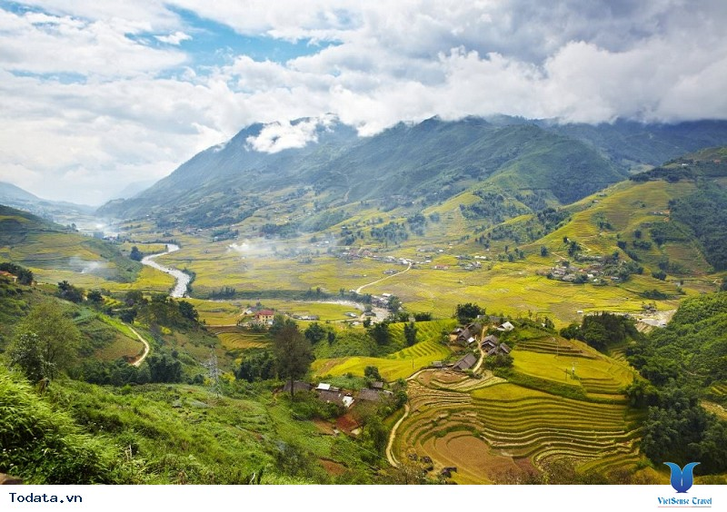 Thung Lũng Mường Hoa Sapa - Ảnh 4