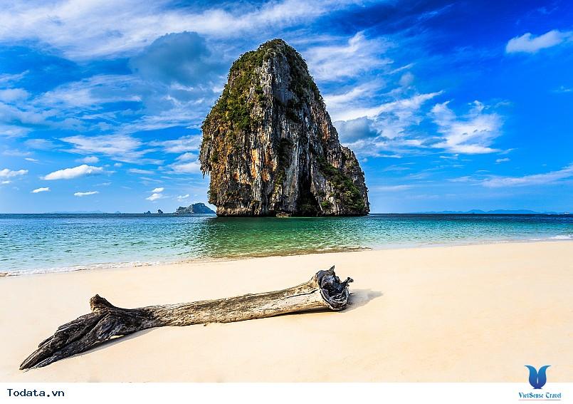 Bán đảo Railay tuyệt đẹp ở Thái Lan - Ảnh 1