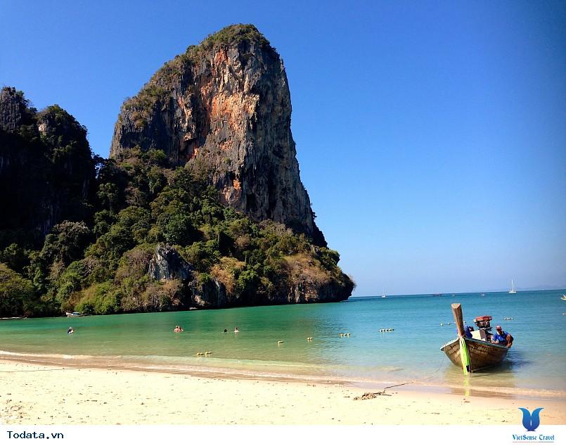 Bán đảo Railay tuyệt đẹp ở Thái Lan - Ảnh 2