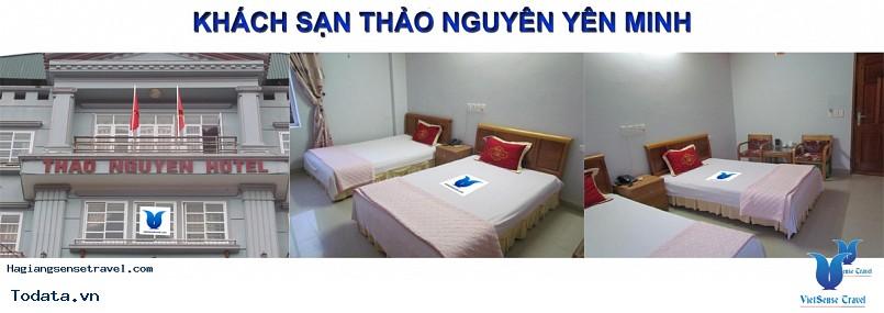 Khách Sạn Thảo Nguyên Yên Minh Hà Giang