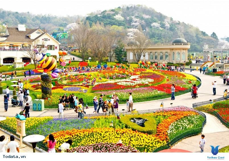 Everland Hàn Quốc - Ảnh 2